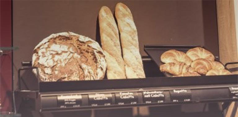 Cafe Ganser Brot & Backwaren